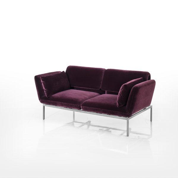 Roro Soft von Brühl ist eine sinnvolle Ergänzung des altbewährten Programms. Weiche Sitzpolster sorgen für angenehmen Sitzkomfort