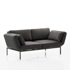 brühl roro-soft sofa mit Drehsitzen 72005