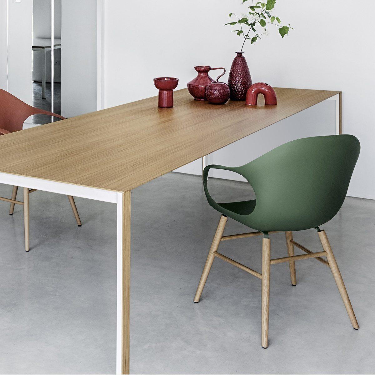 Möbel - Stühle - Elephant Wood Sessel - Kristalia - Buchenfurnier, lackiertes Polyurhethan