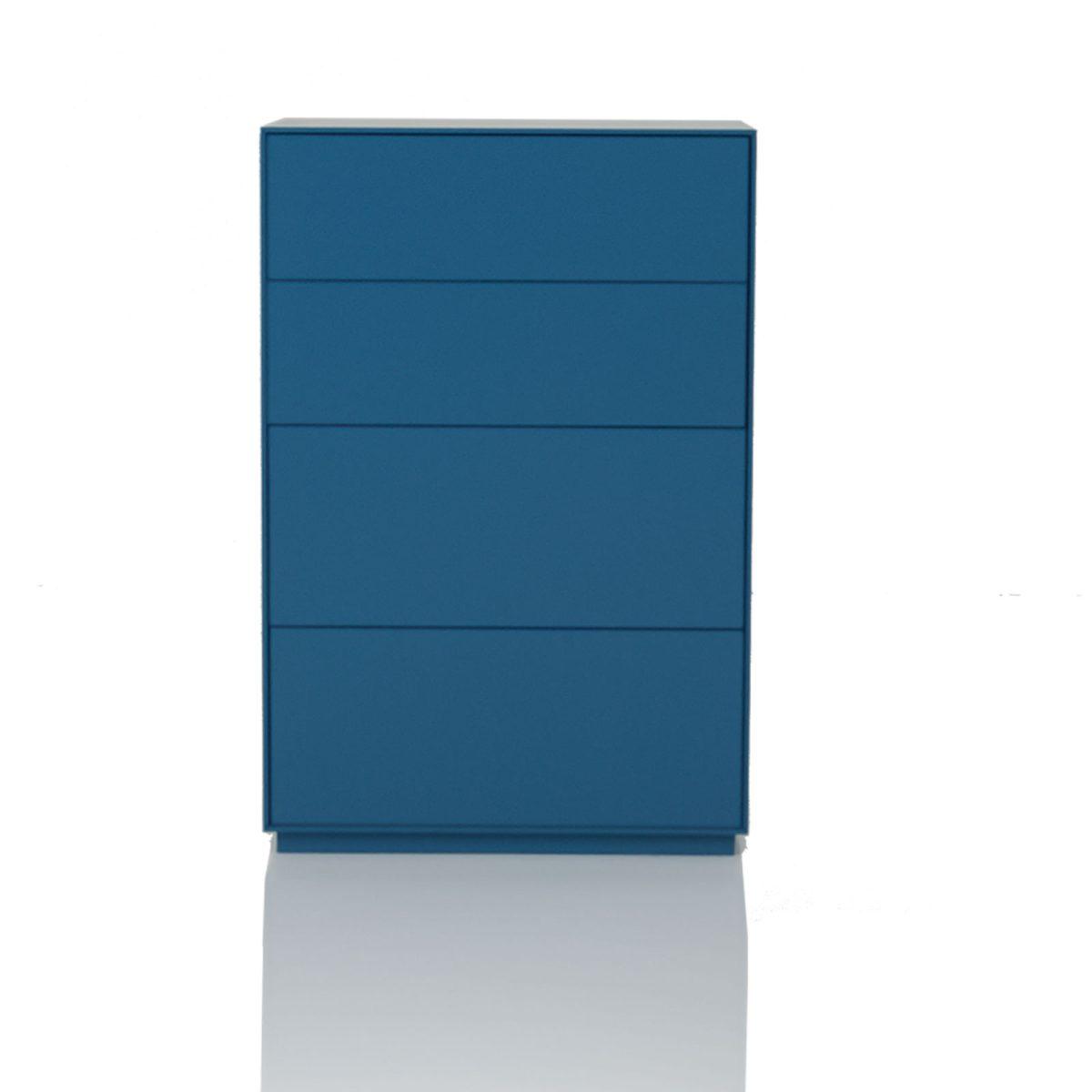 kommode blau